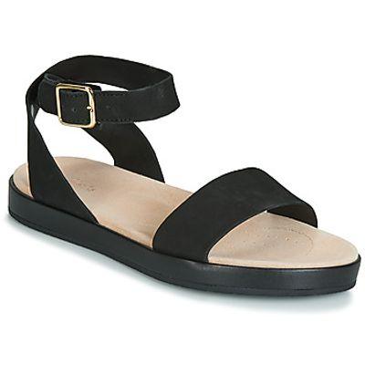 Clarks  BOTANIC IVY  women's Sandals in Black