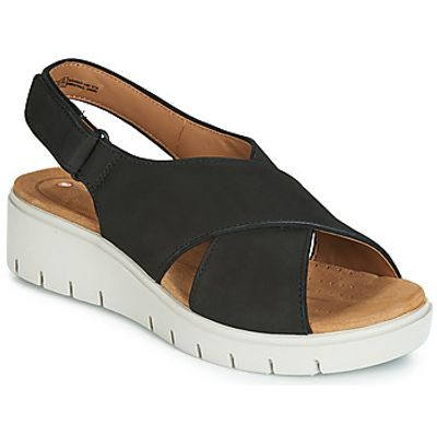 Clarks  UN KARELY SUN  women's Sandals in Black