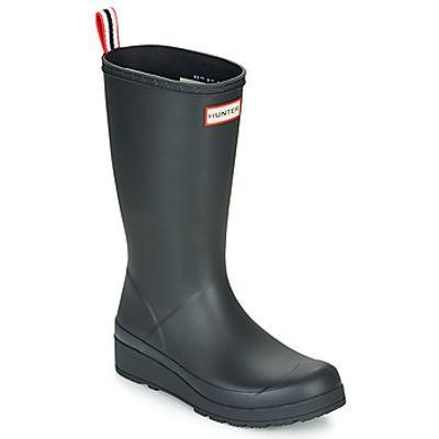 Hunter  ORIGINAL PLAY BOOT TALL  women's Wellington Boots in Black