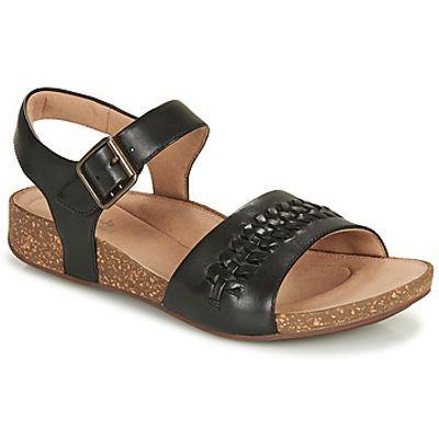 Clarks  Un Perri Way  women's Sandals in multicolour