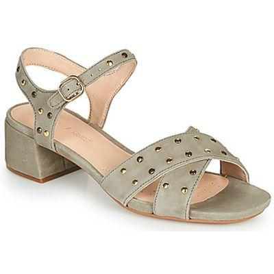 Clarks  SHEER35 STRAP  women's Sandals in Beige
