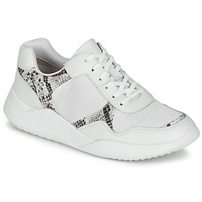 Clarks  SIFT LACE  women's Shoes (Trainers) in White