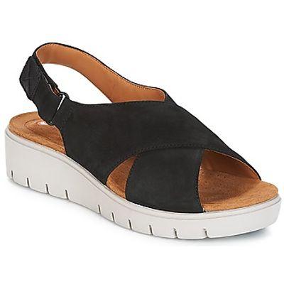 Clarks  UN KARELY HAIL  women's Sandals in Black