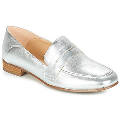 Clarks  PURE IRIS  women's Shoes (Pumps / Ballerinas) in Silver