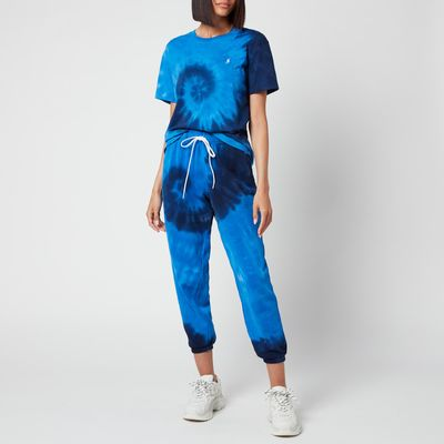 Polo Ralph Lauren Women's Tie Dye T-Shirt - Blue Ocean