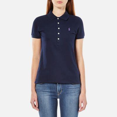 Polo Ralph Lauren Women's Julie Polo Shirt - Cruise Navy