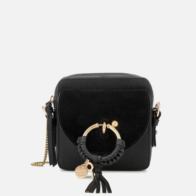 See By Chloé Women's Joan Small Cross Body Bag - Black