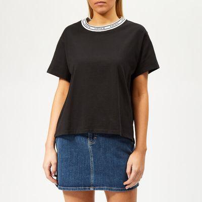 Levi's Women's Varsity T-Shirt - Mineral Black