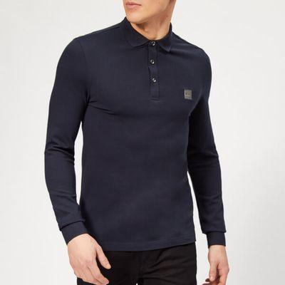 BOSS Men's Passerby Polo Shirt - Navy