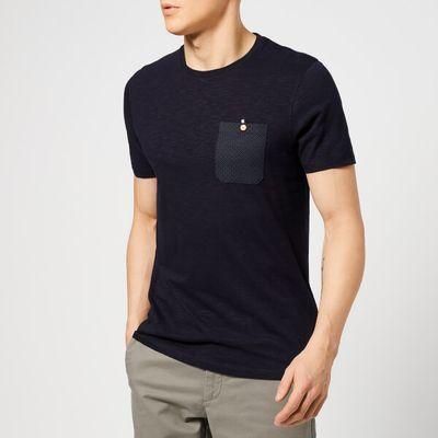 Ted Baker Men's Web T-Shirt - Navy