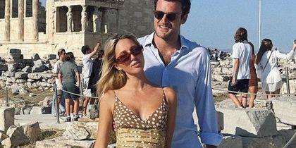 Πριγκίπισσα Ολυμπία: Στην Ελλάδα με τον σύντροφό της και τον φωτογραφίζει