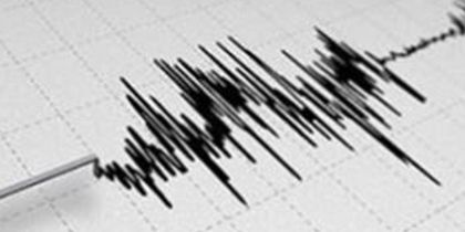 Σεισμός στην Αθήνα πριν από λίγο