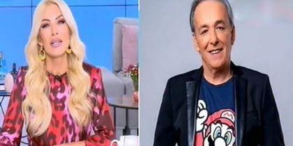 Ανδρέας Μικρούτσικος: Βγήκε από την εντατική και έκανε έκπληξη on air στην Κατερίνα Καινούργιου