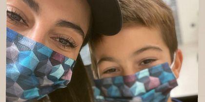 Ολυμπία Χοψονίδου: Ατύχημα για τον γιο της