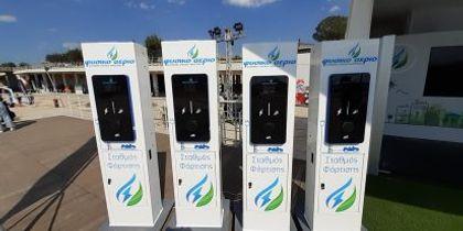 Ο Δήμος Χαλανδρίου εντάχθηκε στο πρόγραμμα «Σχέδια Φόρτισης Ηλεκτρικών Οχημάτων»