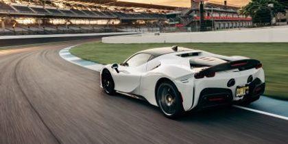 Ρεκόρ στην Ινδιανάπολη για τη Ferrari SF90 Stradale (+video)
