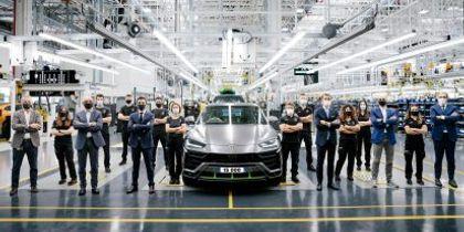 Η Lamborghini Urus «έπιασε» τις 15.000 μονάδες