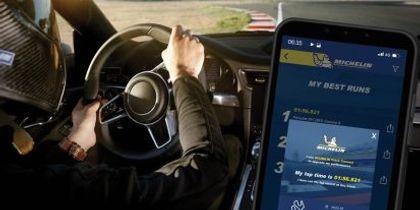 Το σύστημα Michelin Track Connect διαθέσιμο για όλους τους λάτρεις της sport οδήγησης