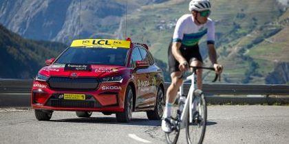 Η Skoda στο Tour de France 2021