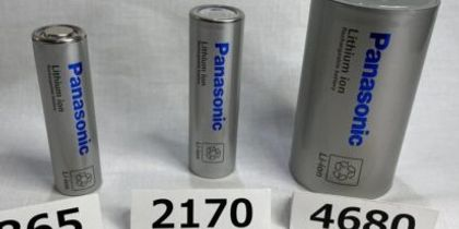 H Panasonic παρουσίασε τη νέα μπαταρία της… Tesla