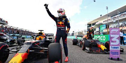 GP ΗΠΑ: Poleman o Verstappen