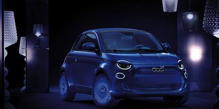 Όταν η Kartell συνάντησε το Fiat 500 γεννήθηκε το πιο stylish αυτοκίνητο