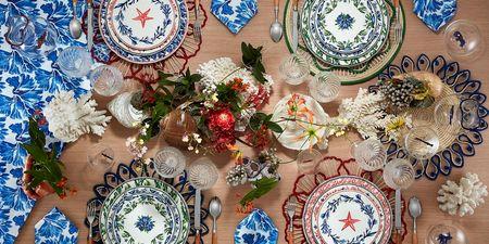 Η νέα συλλογή Copacabana του οίκου Dior Maison για αξεπέραστο art de la table