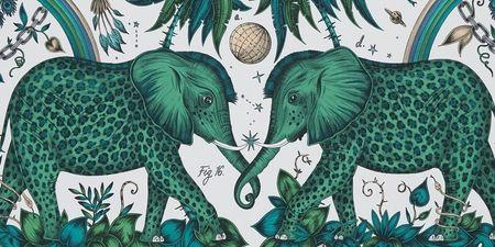 Μια συλλογή μαξιλαριών που μοιάζουν με φιλμ του Τιμ Μπάρτον