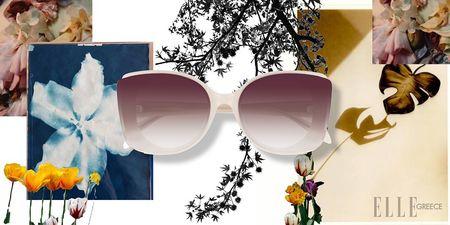 ΔΙΑΓΩΝΙΣΜΟΣ: 1 σούπερ τυχερή θα κερδίσει ένα ζευγάρι γυαλιά ηλίου Alexander McQueen αξίας €340