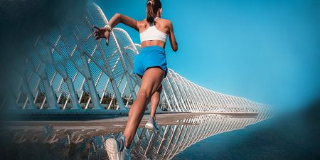 Ρωτήσαμε την Αναστασία Μαρινάκου: «Οι τοπ ασκήσεις για προθέρμανση και αποθεραπεία πριν και μετά το τρέξιμο;» #ELLE RUN