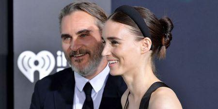 Joaquin Phoenix & Rooney Mara: Έγιναν γονείς!