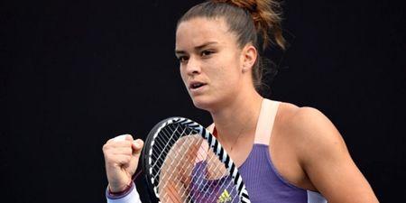 Μαρία Σάκκαρη: Με άνεση προκρίθηκε στον 2ο γύρο του Roland Garros