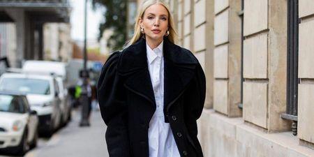 Μαύρο παλτό: Η πιο διαχρονική αγορά για την γκαρνταρόμπα σου