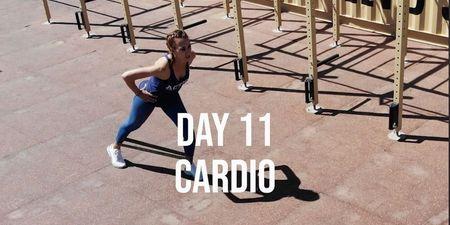 Cardio Workout: Εκρηκτική προπόνηση για γρήγορη καύση από τη Δήμητρα Μάρκου