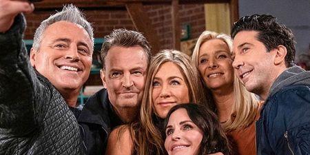 """""""Friends: The Reunion"""": Ο τραυματισμός στα γυρίσματα που έμεινε κρυφός για δεκαετίες"""