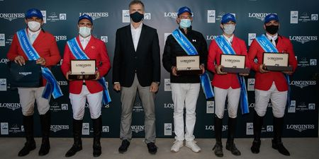 Oλοκληρώθηκε με μεγάλη επιτυχία το τελευταίο Κύπελλο Εθνών της Longines EEF Series Athens στα πλαίσια του Athens Equestrian Festival 2021