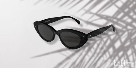 Μεγάλος Διαγωνισμός: 1 τυχερή θα κερδίσει ένα ζευγάρι γυαλιά ηλίου του Maison Alaïa, αξίας €480