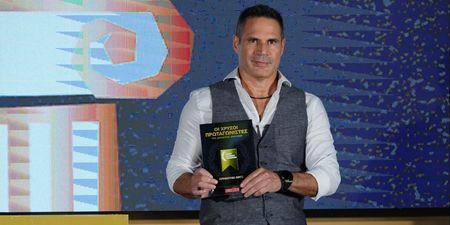 """Νέα διάκριση της CREAM TEAM στα Βραβεία """"Χρυσοί Πρωταγωνιστές της Δεκαετίας 2010-2020"""""""