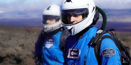 UNDER ARMOUR x VIRGIN Galactic: Μια νέα, διαστημική συνεργασία