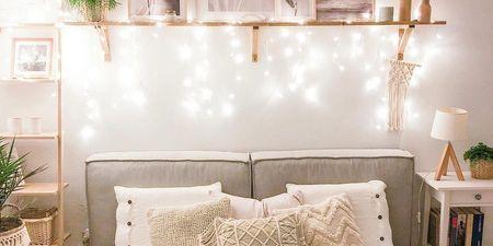 10 ιδέες για να έχεις τον πιο ατμοσφαιρικό φωτισμό στο δωμάτιό σου