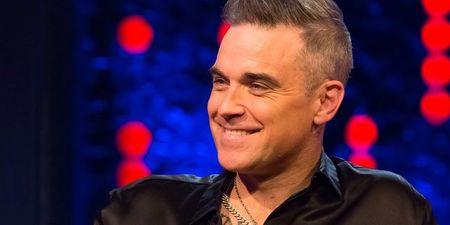 Ο Robbie Williams είναι στη Μύκονο με τη σύζυγό του #φωτογραφίες