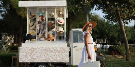 Το νέο τρίτροχο Pop-Up store της Borsalino κάνει πρεμιέρα στην Ελλάδα