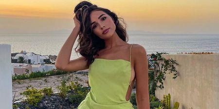 Το island look της Olivia Culpo είναι ιδανική επιλογή και για τις all-day εμφανίσεις στη πόλη