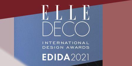 EDIDA 2021: Οι νικητές των διεθνών βραβείων design του ELLE Decoration