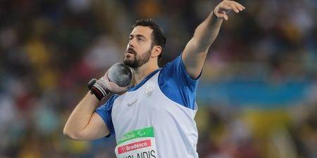 Παραολυμπιακοί Αγώνες: Χάλκινο μετάλλιο για τον Ευστράτιος Νικολαΐδη στη σφαιροβολία