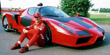 Η ζωή του Michael Schumacher γίνεται ντοκιμαντέρ