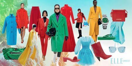 12 bold items για να ντυθείς στα χρώματα του Pedro Almodovar
