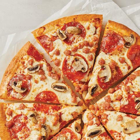 Πώς θα φτιάξεις την τέλεια pizza σε 5′;