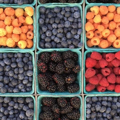 Επιτέλους! Με αυτό το πλάνο διατροφής θα τρως όσα φρούτα και λαχανικά πρέπει