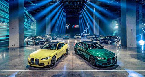 BMW M3 Competition M4 Competition